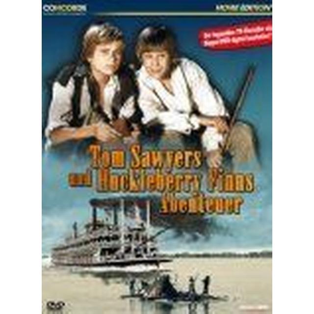 Tom Sawyers und Huckleberry Finns Abenteuer [DVD] - Die legendären TV-Vierteiler